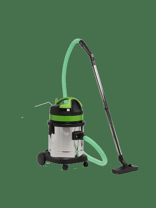 Aspirateur eau et poussi re ica inox g 27ep gs 27ep for Aspirateur eau piscine